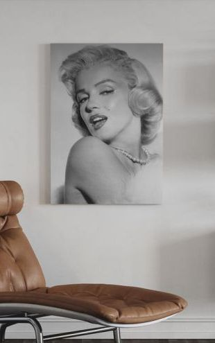 【Canvas Print】PHOTOWALL / Marilyn Monroe II (e314069)