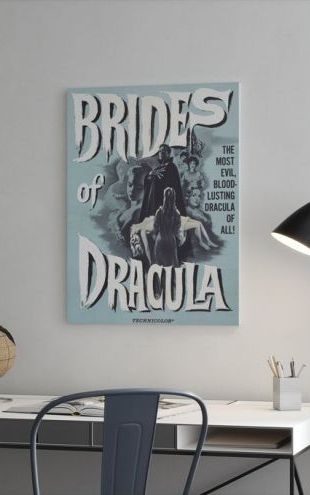 【Canvas Print】PHOTOWALL / Brides of Dracula (e314137)