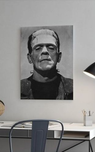 【Canvas Print】PHOTOWALL / Bride of Frankenstein (e314184)
