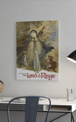 【Canvas Print】PHOTOWALL / Lord of the Rings (e314198)