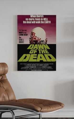 【Canvas Print】PHOTOWALL / Dawn of the Dead (e314285)
