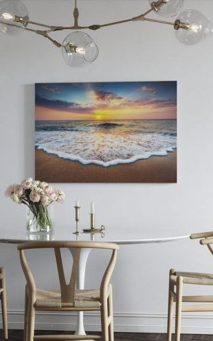 【Canvas Print】PHOTOWALL / Sunrise and Dreams (e315926)