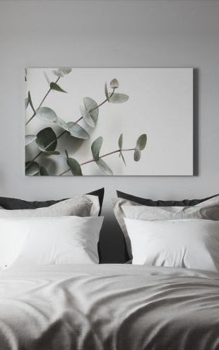 【Canvas Print】PHOTOWALL / Eucalyptus (e324139)