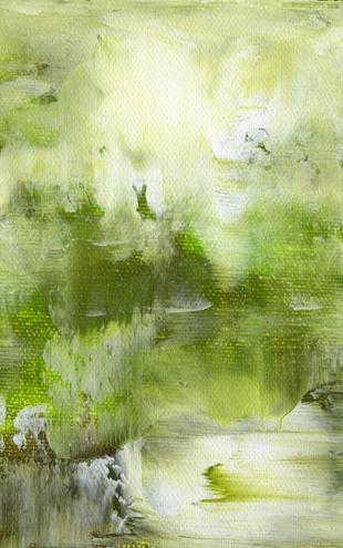 PHOTOWALL / Shades of Green (e6221)