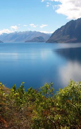 PHOTOWALL / Nz Lake (e6312)