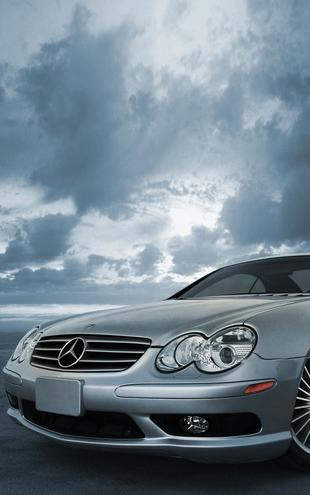 PHOTOWALL / Mercedes-Benz SL55 (e6327)