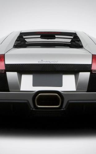 PHOTOWALL / Lamborghini from Behind (e6383)