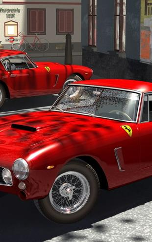 PHOTOWALL / Ferrari 250 GT (e12070)