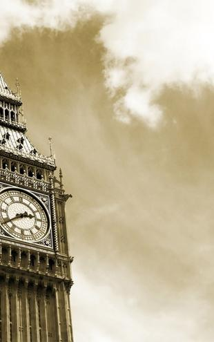 PHOTOWALL / London - Big Ben (e1467)