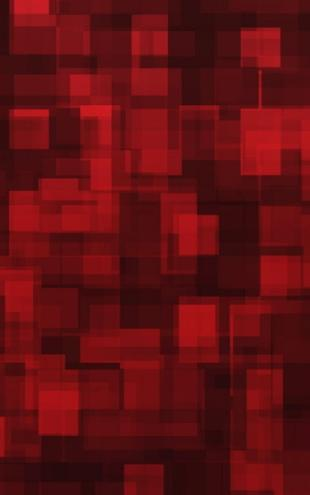 PHOTOWALL / Chaotic Red (e1838)