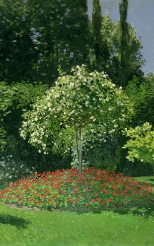 PHOTOWALL / Monet,Claude - Woman in a Garden (e2091)