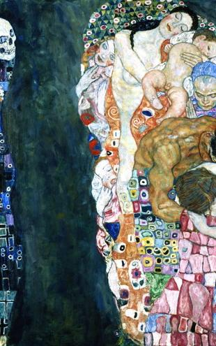 PHOTOWALL / Klimt,Gustav - Death and Life (e2102)