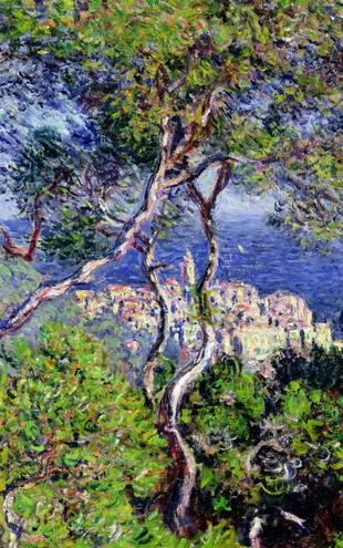 PHOTOWALL / Monet,Claude - Bordighera (e2120)