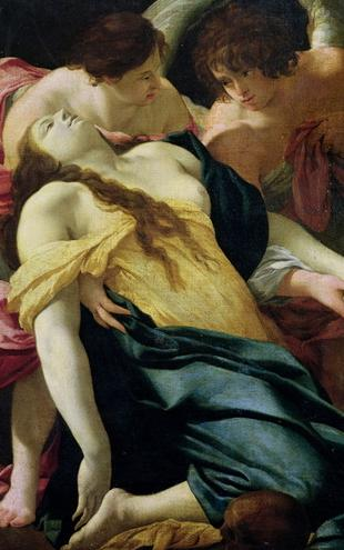 PHOTOWALL / Vouet,Simon - Mary Magdalene (e2123)