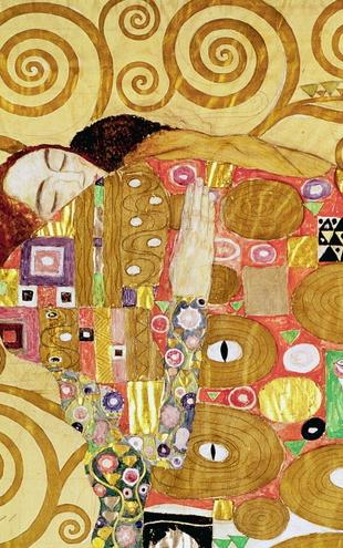 PHOTOWALL / Klimt,Gustav - Fulfilment (e2137)