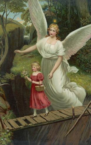 PHOTOWALL / Guardian Angel (e2141)