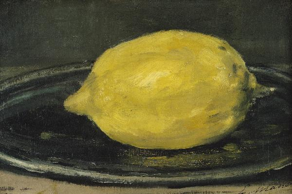PHOTOWALL / Manet,Edouard - Lemon (e10381)