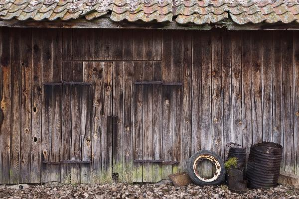 PHOTOWALL / Old Barn (e20092)