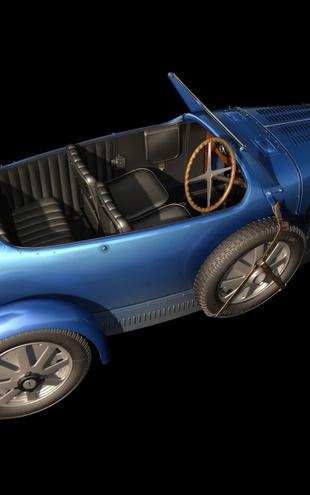 PHOTOWALL / Bugatti Type 43 _1927 (e20920)