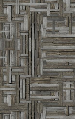 PHOTOWALL / Old Wood Patterns (e20991)