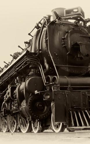 PHOTOWALL / Steam Locomotive (e21124)