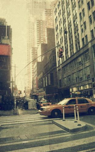 PHOTOWALL / New York City - Broadway (e22139)