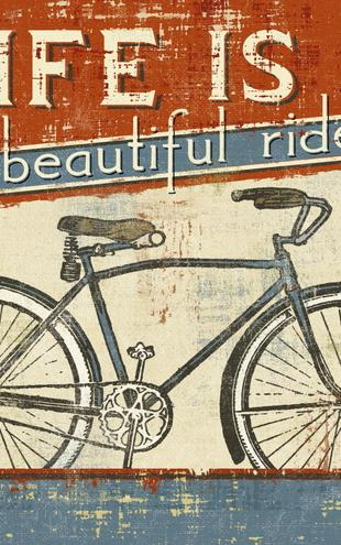 PHOTOWALL / Pela Studio - Beautiful Ride I (e22278)