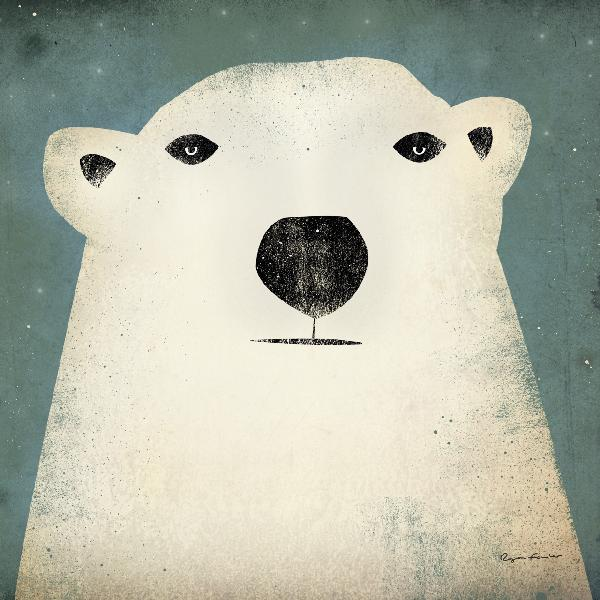PHOTOWALL / Ryan Fowler - Polar Bear (e22287)