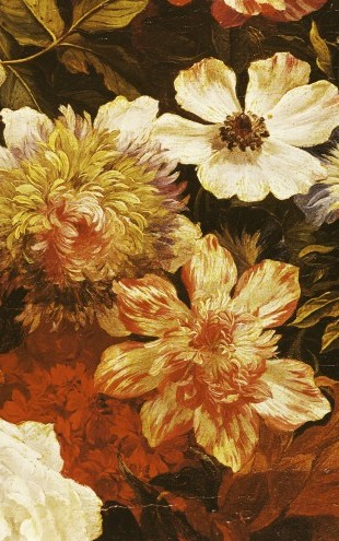PHOTOWALL / Cerquozzi,Michelangelo - Detail of Flowers (e2126)