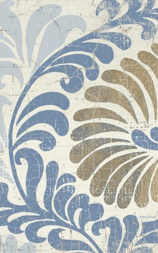 PHOTOWALL / Blue Shanghai Tile 2 (e22647)