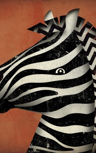 PHOTOWALL / Ryan Fowler - Zebra (e22768)