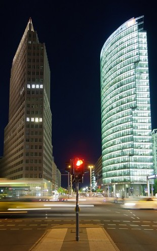 PHOTOWALL / Potsdamer Platz Berlin (e22810)
