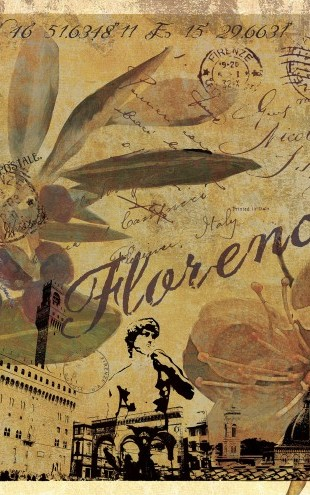 PHOTOWALL / Florence Collage (e22983)