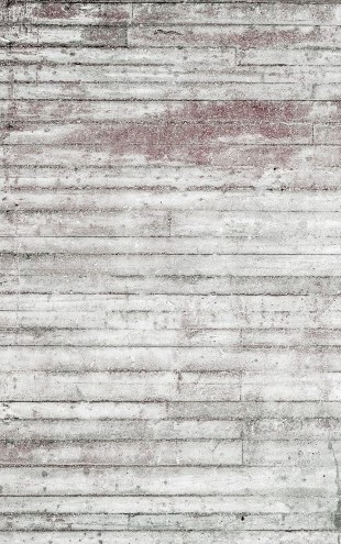 PHOTOWALL / White and Red Concrete Wall (e23058)