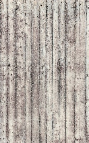 PHOTOWALL / Concrete Wooden Wall (e23060)