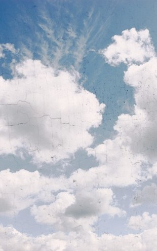 PHOTOWALL / Dreamy Clouds (e23061)