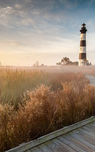 PHOTOWALL / Lighthouse in North Carolina (e23175)
