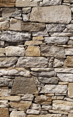 PHOTOWALL / Stone Wall background (e23195)