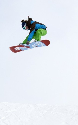 PHOTOWALL / High Air Snowboarding (e23247)