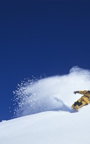 PHOTOWALL / Powder Dreaming (e23256)