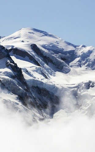 PHOTOWALL / Mount Blanc (e23518)