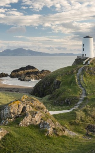 PHOTOWALL / Llanddwyn Island Lighthouse (e23656)