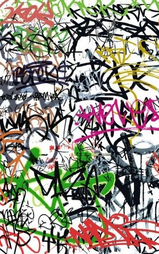 PHOTOWALL / Graffiti Tagging (e40122)
