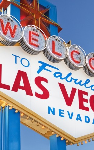 PHOTOWALL / Welcome Sign to Las Vegas (e24055)