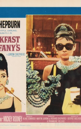 PHOTOWALL / Movie Poster Breakfast at Tiffany's (e24013)