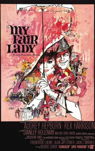 PHOTOWALL / Movie Poster My Fair Lady (e24017)
