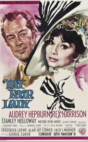 PHOTOWALL / Movie Poster My Fair Lady 2 (e24018)