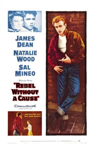 PHOTOWALL / Movie Poster Rebel without a Cause (e24019)