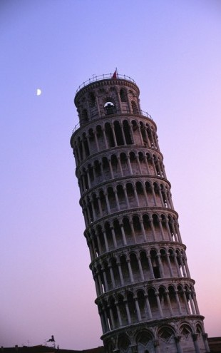 PHOTOWALL / Leaning Tower of Pisa (e24592)