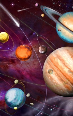 PHOTOWALL / Solar System 2 (e23160)